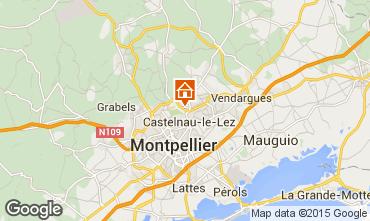 Carte Montpellier Maison 95784
