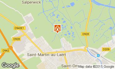 Carte Saint Omer Maison 12042