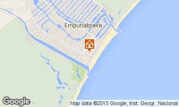 Carte Empuriabrava Appartement 82800