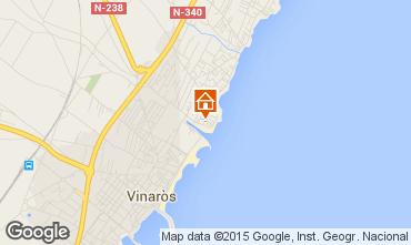 Carte Vinaroz Villa 29753