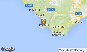 Carte Palinuro Appartement 76514