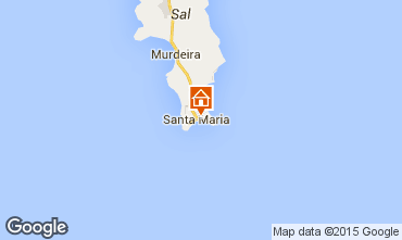 Carte Santa Maria Appartement 89190