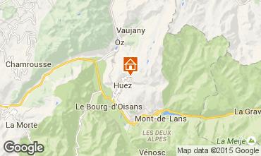 Carte Alpe d'Huez Appartement 89990
