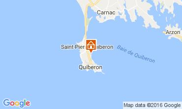 Carte Quiberon Maison 105982