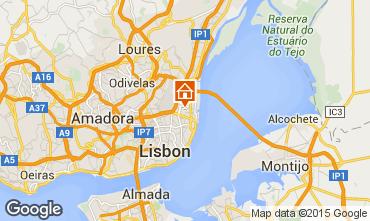Carte Lisbonne Appartement 80032