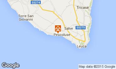 Carte Pescoluse Villa 94448