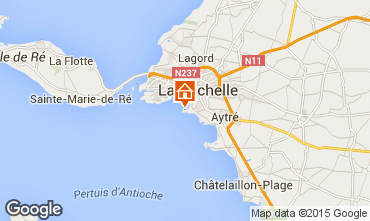 Carte La Rochelle Studio 76598