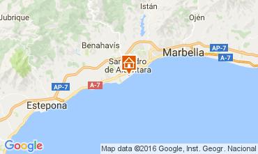 Carte Marbella Villa 11384