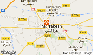 Carte Marrakech Studio 16239