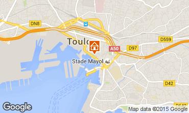 Carte Toulon Appartement 101185
