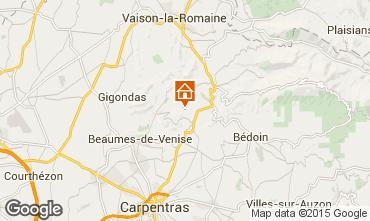 Carte Vaison la Romaine Maison 13059