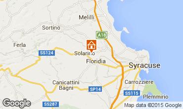 Carte Syracuse Villa 74929