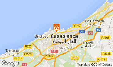 Carte Casablanca Appartement 69947