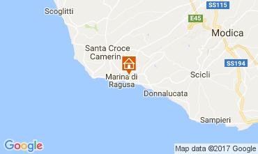 Carte Marina di Ragusa Villa 109898
