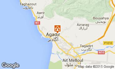 Carte Agadir Appartement 43047