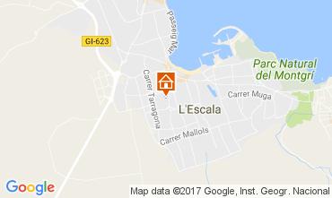 Carte L'escala Villa 107579