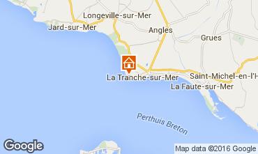 Carte La Tranche-sur-mer Maison 103411