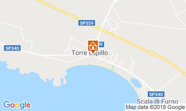 Carte Torre Lapillo Appartement 116248