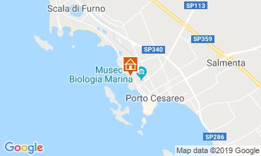 Carte Porto Cesareo Appartement 86647