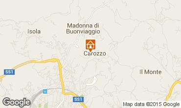 Carte La Spezia Appartement 71388