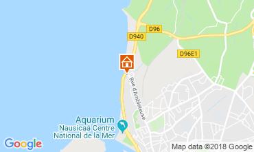 Carte Boulogne/mer Villa 117469