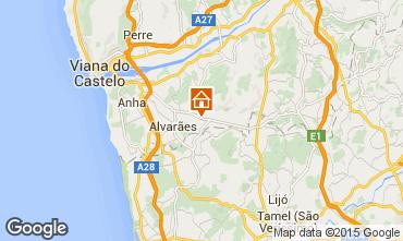Carte Viana Do castelo Villa 100039