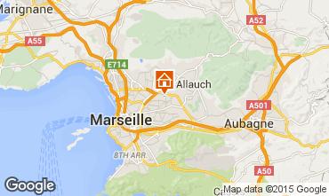 Carte Marseille Maison 95428