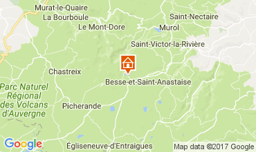 Carte Besse - Super Besse Studio 109961