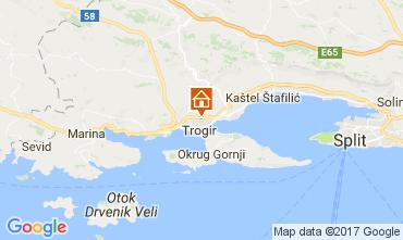 Carte Trogir Maison 112579