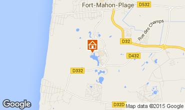 Carte Fort Mahon Maison 43450