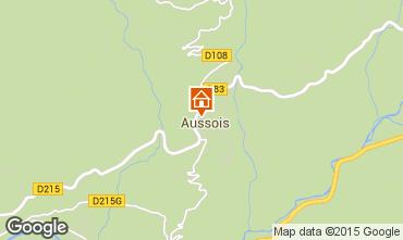 Carte Aussois Appartement 65838