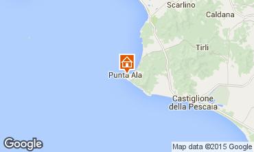 Carte Punta Ala Appartement 39866