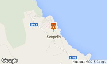 Carte Scopello Villa 31625
