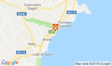 Carte Avola Villa 103957