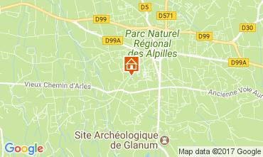 Carte Saint Rémy de Provence Maison 112732
