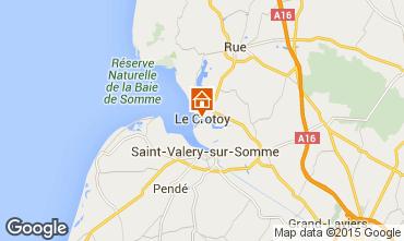 Carte Le Crotoy Maison 11326