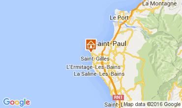 Carte Saint Gilles Villa 104865