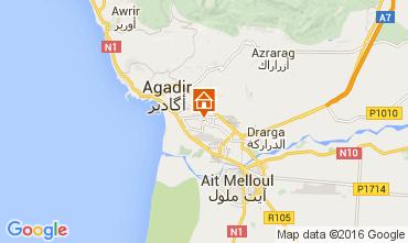 Carte Agadir Appartement 105201