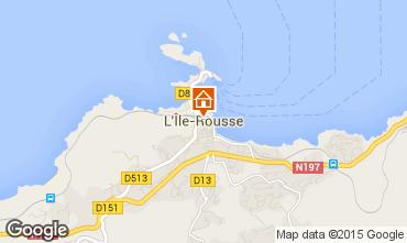 Carte Ile Rousse Appartement 83162