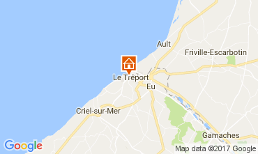 Carte Le Tréport Studio 108873