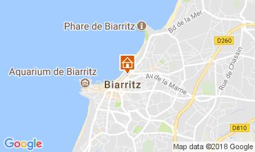Carte Biarritz Appartement 112838