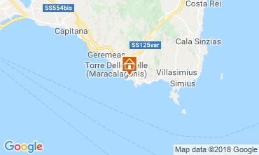 Carte Villasimius Appartement 116622
