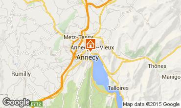 Carte Annecy Studio 95281