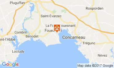 Carte Fouesnant Appartement 104743