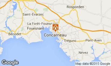 Carte Concarneau Studio 84656