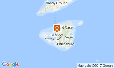 Carte Marigot Appartement 108399