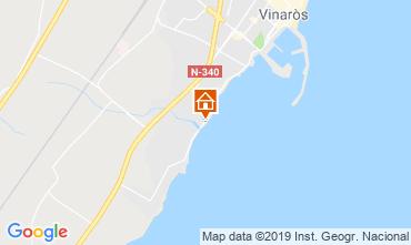 Carte Vinaroz Villa 112685