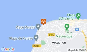 Carte Arcachon Appartement 83194