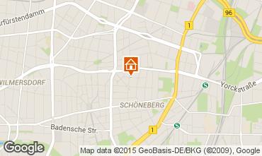 Carte Berlin Appartement 48854