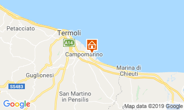 Carte Campomarino Appartement 16514